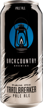 Backcountry | Trailbreaker Pale Ale (Can)