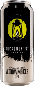 Backcountry | Widowmaker IPA (Can)