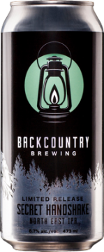 Backcountry | Secret Handshake North East IPA (Limited Release)