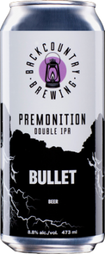 Backcountry Brewing | Premonition Double IPA - Can