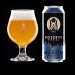 Backcountry Brewing | Blew Out My Flip Flop Pina Colada Sour - Can & Glass