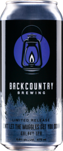 Backcountry Brewing | Don't Let the Muggles Get You Down Galaxy IPA - Can