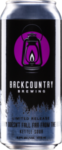 Backcountry Brewing | Berry Doesn't Fall From The Bush Kettle Sour - Can