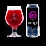 Backcountry Brewing | Berry Doesn't Fall From The Bush Kettle Sour - Can & Glass
