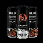 Backcountry Brewing | Dead Of Night (2020) | Galaxy IPA - Pack of Cans