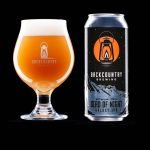Backcountry Brewing | Dead Of Night | Galaxy IPA - Beer in glass and can
