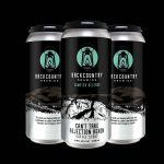 Backcountry Brewing | Can't Take Rejection Again Coffee Stout - Can 4 Pack