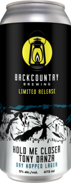 Backcountry Brewing | Hold Me Closer Tony Danza - Boysenberry and Vanilla Sour - Can