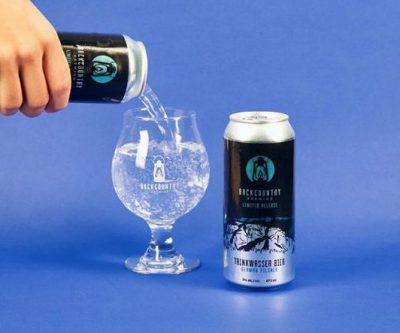 Backcountry Brewing | Trinkwasser Pilsner