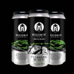Backcountry Brewing | It's a Wonderful Day For Pie | Tart Key Lime Ale - 4 Pack of Cans