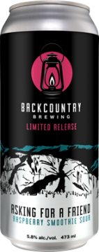 Backcountry - Asking For A Friend | Smoothie Sour - Can