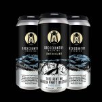 Backcountry - This Ain't No Garden Party, Brother | Sabro Double IPA - 4 Pack of Cans