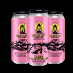 Backcountry - I'm Your Ch-Ch-Ch-Cherry Bomb | Cherry Bakewell Sour - 4 Pack of Cans