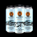 Backcountry - It's OK I'm A Limo Driver | Helles Lager - 4 Pack of Can