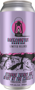 Backcountry - Strange Things Are Afoot At The Circle K | Tangerine Sour - Can