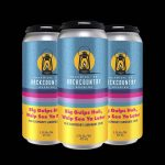 Backcountry - Big Gulps Huh, Welp See Ya Later | Blue Raspberry Lemonade Sour - 4 Pack Of Cans