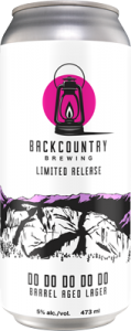Backcountry - Do Do Do Do Do | Barrel Aged Lager - Can