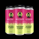 Backcountry - The Floor Is Guava | Guava Sour - 4 Pack of Cans