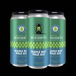 Backcountry - Maple Bay Pale Ale | Hazy Pale - 4 Pack of Cans