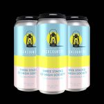 Backcountry - Three Stacks Of High Society | Double IPA - 4 Pack of Cans
