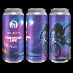 Backcountry Brewing - Mountain Life | Collaboration Pale Ale - 3 Cans inline