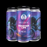 Backcountry Brewing - Mountain Life | Collaboration Pale Ale - 4 Pack of Cans