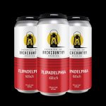 Backcountry Brewing - Flipadelphia | Kolsch - 4 Pack of Cans