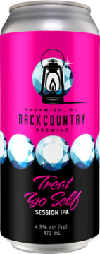 Backcountry Brewing - Treat Yo Self | ISA - Can