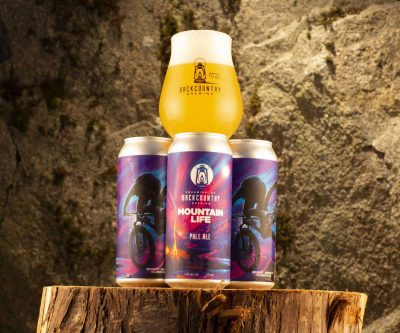 Mountain Life & Backcountry Brewing Beer Collaboration