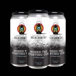 Backcountry Brewing - Missed The Starting Gun   13 Week Lager - 4 Pack of Cans