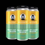 Backcountry Brewing - West Coast Widow | West Coast IPA - 4 Pack of Cans