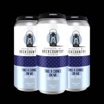 Backcountry Brewing - Take A Chance On Me | Rice Lager - 4 Pack Of Cans