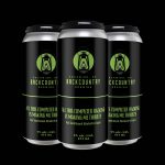 Backcountry Brewing - All This Computer Hacking Is Making Me Thirsty | Oak Conditioned Oktoberfest Lager - 4 Pack of Cans