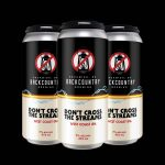 Backcountry Brewing - Don't Cross The Streams | West Coast IPA - 4 Pack of Cans