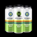 Backcountry Brewing - Maple Bay | Fresh Hop IPA 2020 - 4 Pack of Cans (Alternate)