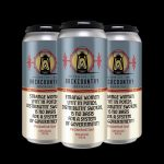 Backcountry Brewing - Strange Women Lyin' In Ponds, Distributin' Swords, Is No Basis For A System of Government | Passionfruit Sour - 3 Pack of Cans