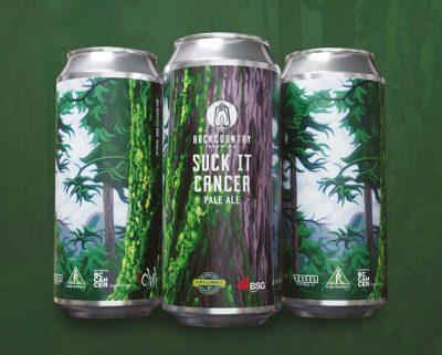 Canadian Beer News - Suck It Cancer - November 2020