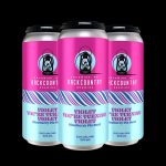 Backcountry Brewing   Violet You're Turning Violet   Blueberry Pie Sour - Pack of Cans