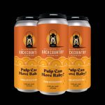 Backcountry Brewing | Pulp Can Move, Baby! | Orange and Amaretto Sour - Pack Of Cans