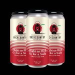 Backcountry Brewing | Might As Well Go For A Soda | Cherry Cola Sour - Pack Of Cans