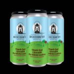 Backcountry Brewing | Thank God I Brough My Hiking Loafers | Bavarian Lager - Pack Of Cans