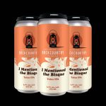 Backcountry Brewing | I Mentioned The Bisque | Talus IPA - Pack of Cans