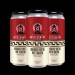Backcountry Brewing   Obviously You're Not A Golfer   Helles Lager - Pack of Cans
