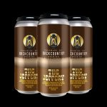 Backcountry Brewing | The Jeffery | Cranberry Passionfruit Tart Ale with Walnuts, Almonds, Hazelnuts, Coconut and Tonka Bean - Pack of Cans