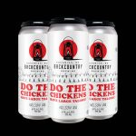 Backcountry Brewing   Do The Chickens Have Large Talons?   Nelson IPA - Pack of Cans
