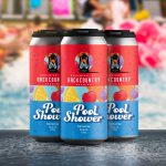 Backcountry Brewing   Pool Shower   Kool Aid Fruit Punch Sour - Pack of Cans (1)
