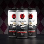 Backcountry Brewing | I Know You Touched My Drumset | Idaho 7 IPA - Pack of Cans (1)