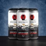Backcountry Brewing | I Know You Touched My Drumset | Idaho 7 IPA - Pack of Cans (2)