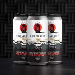 Backcountry Brewing | I Know You Touched My Drumset | Idaho 7 IPA - Pack of Cans (3)