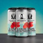 Backcountry Brewing | If I'm Not Back In Five Minutes Just Wait Longer | Mixed Fermentation Saison - Pack of Cans (01)